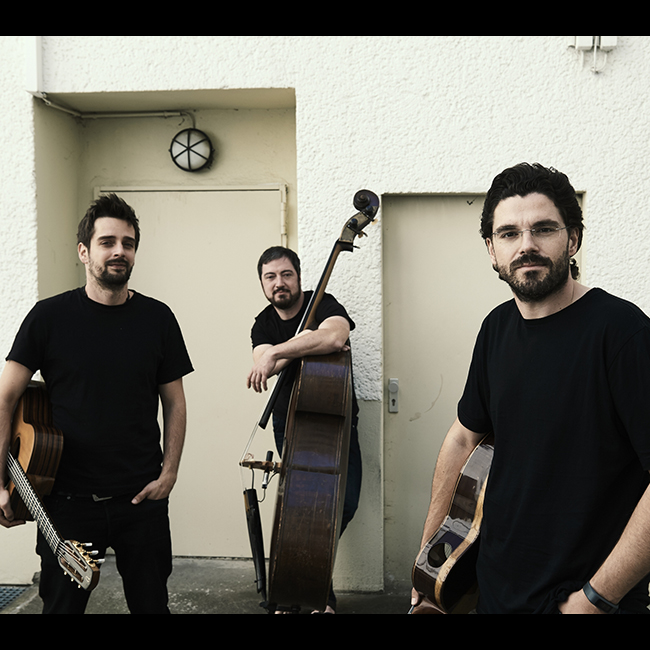 Joscho Stephan Trio 10/03/2020 21.00