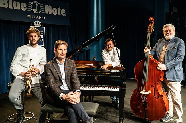 Blue Note e Don Lisander