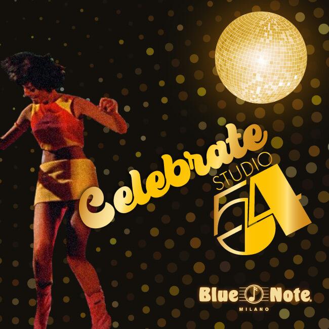 Celebrate Studio 54! 08/02/2020 21.00