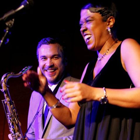 Joyce Elaine Yuille feat. Timo Lassy Band 16/02/2014 21.00