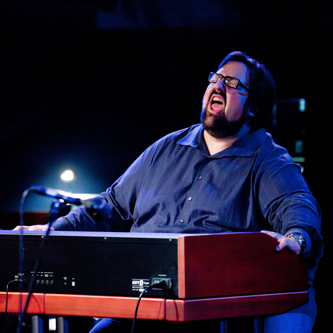 Joey DeFrancesco Trio 08/10/2014 21.00