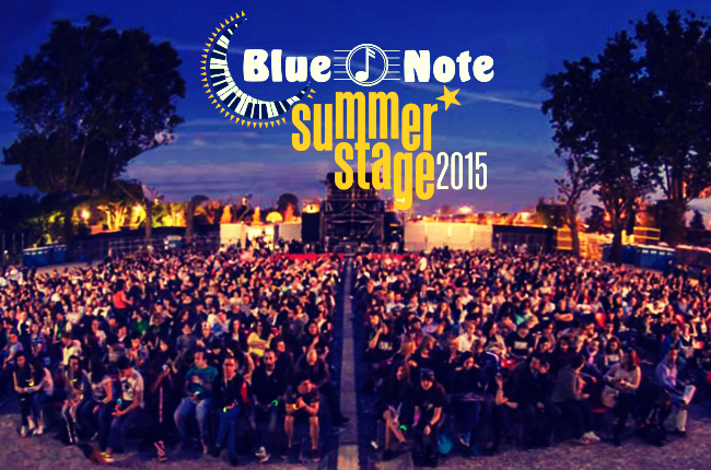 Blue Note Summer Stage