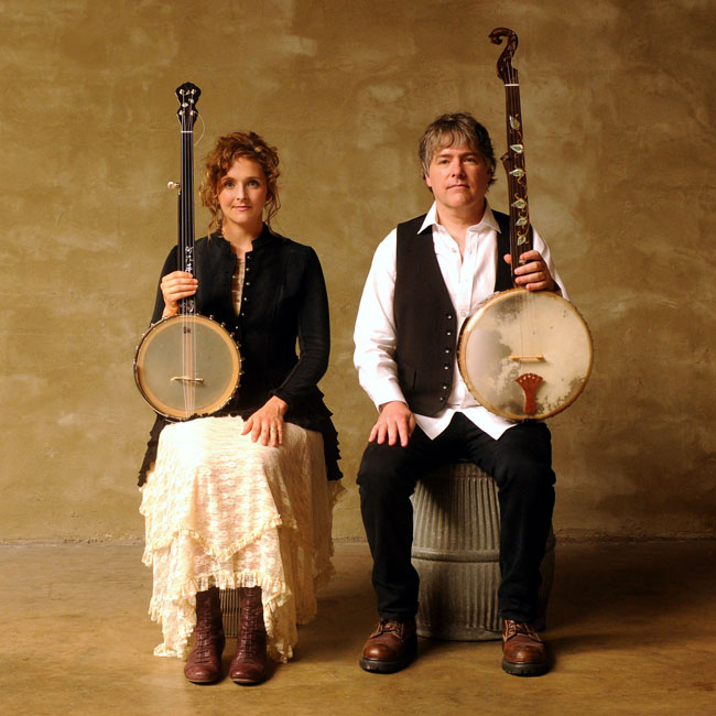 Béla Fleck & Abigail Washburn 10 Novembre