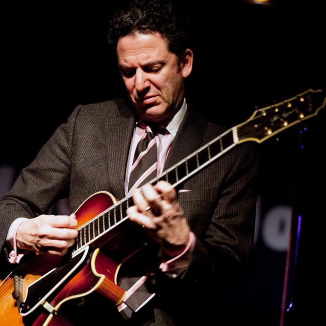 John Pizzarelli - 9 e 10 Ottobre - Blue Note Milano