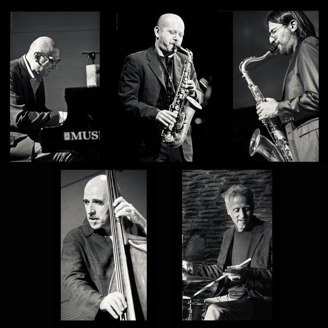 The Italian Job: Ionata, Di Battista, Moroni, Pietropaoli, Sferra - 6 Ottobre 2015 - Blue Note Milano