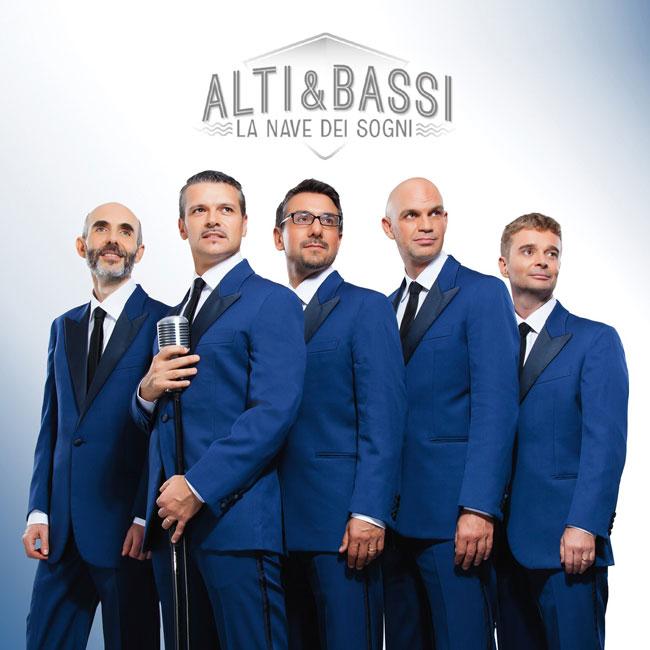 Concerto Alti E Bassi - 28 Settembre 2016 - Milano