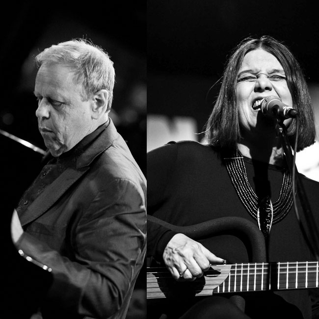 Concerto Joyce Moreno & Kenny Werner - 4 Febbraio 2016 - Milano