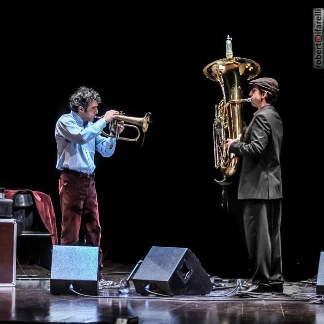 Concerto Paolo Fresu e Oren Marshall - 22 Gennaio 2016 - Milano