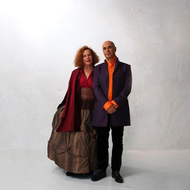 Sarah Jane Morris & Antonio Forcione 2016 Milano