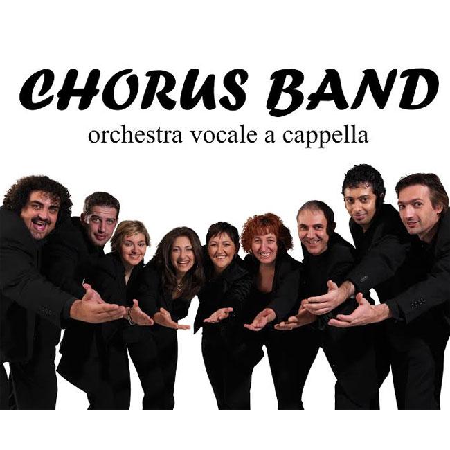 Concerto Chorus Band - 3 Settembre 2016 - Milano