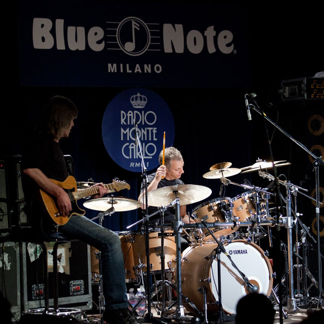 Mike Stern & Dave Weckl Band feat. Tom Kennedy & Bob Malach 19/11/2016 23.30