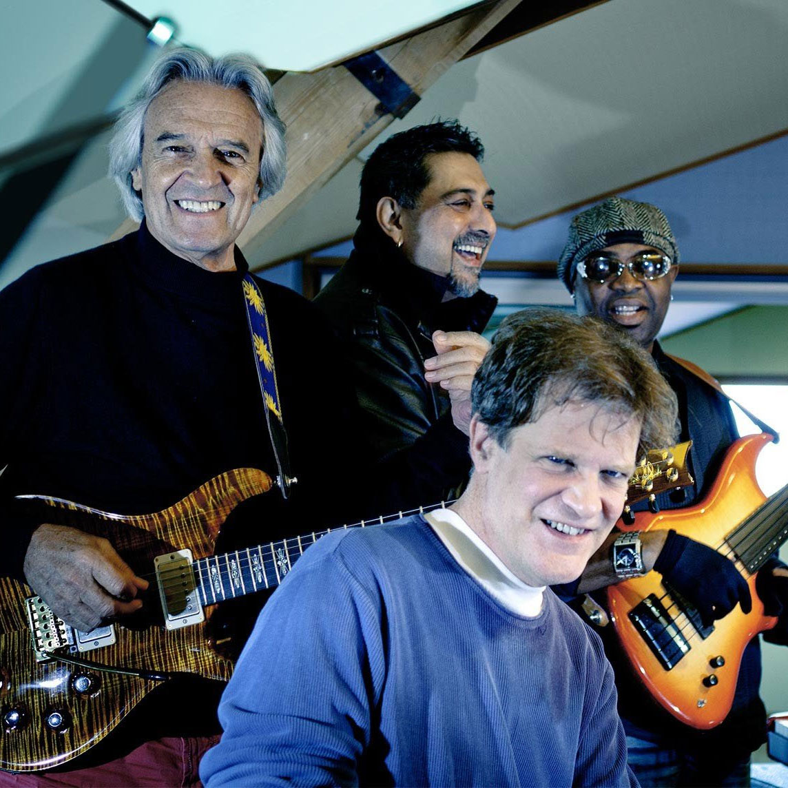 John McLaughlin & The 4th Dimension – EVENTO SPECIALE 08/03/2017 21.00