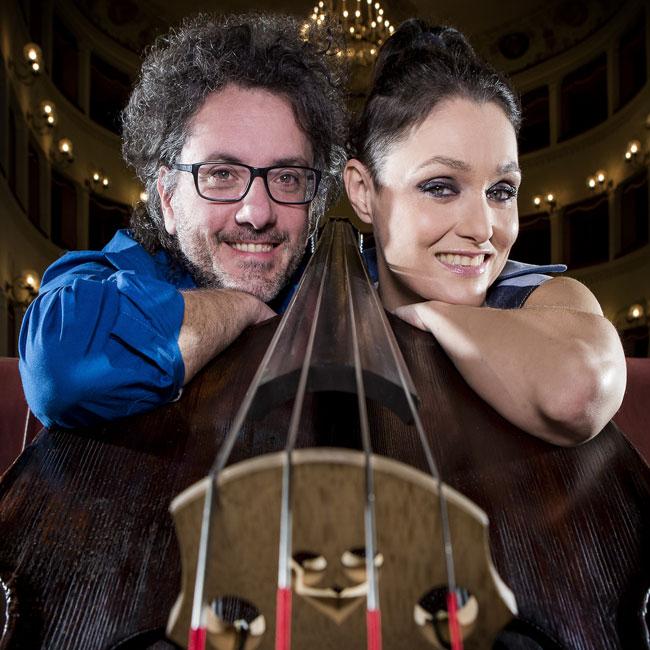 Musica Nuda – Petra Magoni & Ferruccio Spinetti 11/03/2017 23.30