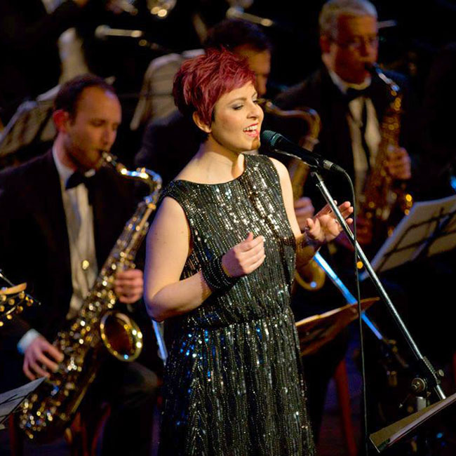 CDpM Europe Big band – Ella and more 09/03/2017 21.00
