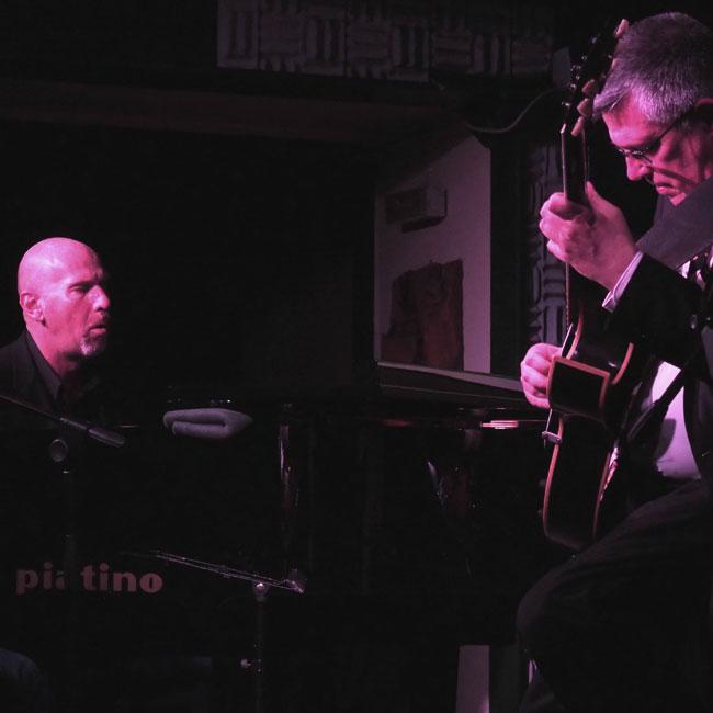 Dado Moroni e Luigi Tessarollo Duo – Talking Strings 02/03/2017 21.00