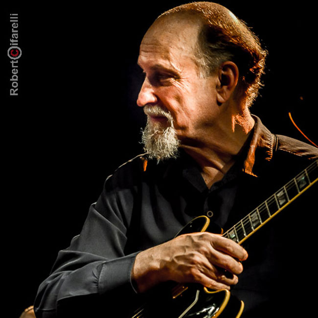 John Scofield – Country for Old Men 18/03/2017 21.00