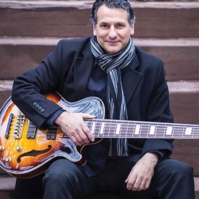 John Patitucci Electric Guitar Quartet 09/05/2017 23.00