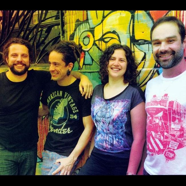 Anat Cohen & Trio Brasileiro 27/05/2017 23.30