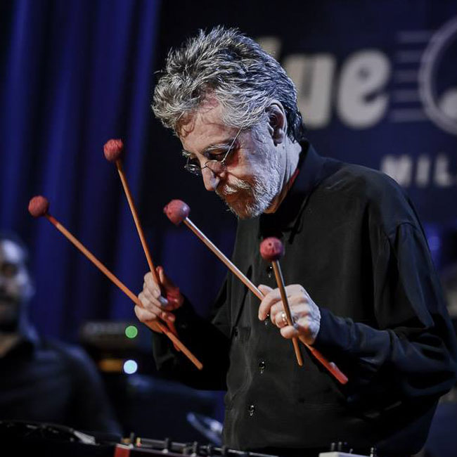 Mike Mainieri & The Thieves Quartet 27/04/2017 21.00