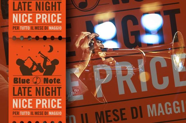 A Maggio… Late Night, Nice Price!