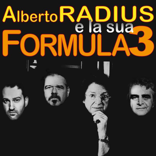 Alberto Radius e la sua Formula Tre 25/05/2017 21.00